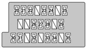 lexus gs300 2006 fuse box diagram auto genius lexus gs300 2006 fuse box diagram