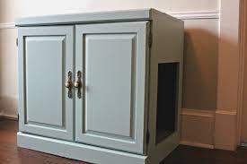 corner cat litter box furniture. Cabinet To Hide A Cat Litter Box Corner Furniture