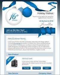 10 Best Images Of Holiday Business Newsletter Templates - Christmas ...