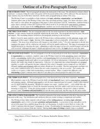 5 Paragraph Essay Template 4th Grade 5 Paragraph Essay Template 4th Grade Writings And Essays
