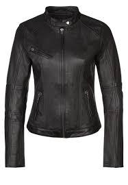 mbym women leather jackets vesla jacket black mbym clothing mbym clothing