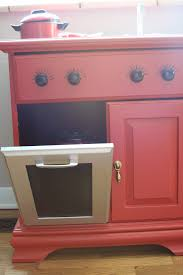 Kids Kitchen Furniture Wood Play Oven Home Staging Phoenix
