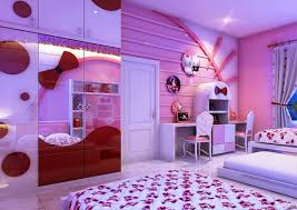 Not all people understand how to make it. So, we need to tell you about how  to create a good bedroom decoration by using hello kitty concept.