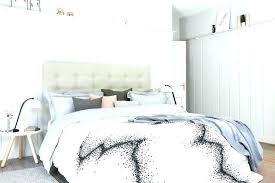 pink grey white bedroom – begovel.me