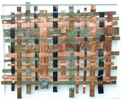 wrought iron and wood wall decor copper metal wall art best iron decor ideas on wrought