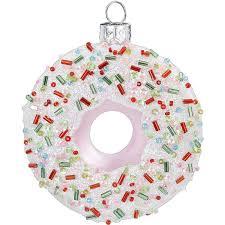 Inge Glas Christbaumschmuck Donut