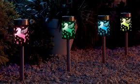 Asda Is Selling Unicorn Solar Powered Lights For Your Garden