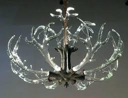 modern antler chandelier modern white antler chandelier image inspirations