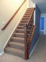 basement open railing