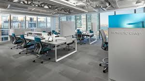 open floor office. Open Office Concept Floor
