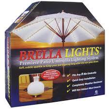 blue star group brella lights patio