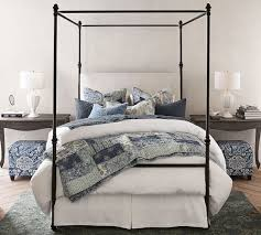 Metal Beds, Wrought Iron Beds & Metal Headboards | Pottery Barn