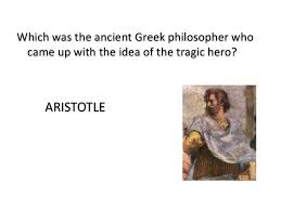 hamlet controlled assessment tragic heroes aristotle 52 what is hamlet s tragic flaw