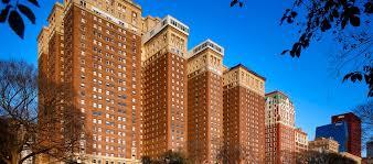 hilton chicago hotel il hotel exterior