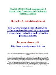 stayer bus week assignment pdf pdf archive the cover page and the reference page are not included in the required assignment page length