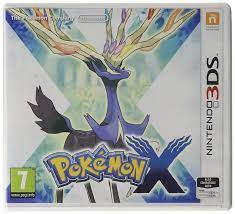 Pokemon X 3DS [ : Amazon.de: Games