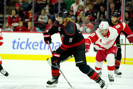 Carolina Hurricanes Depth Chart Carolina Hurricanes At Detroit Red Wings Game Preview