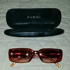 gucci vintage. authentic vintage gucci sunglasses - gg 2409/n/s gucci a