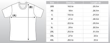 Volleyball Size Chart Atac Sportswear