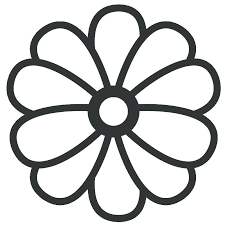 Flower Coloring Pages Printable Flower Page Printable Coloring
