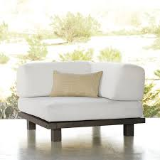 tillary outdoor corner back cushion