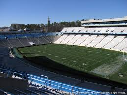 Kenan Stadium View From Upper Level 231 Vivid Seats