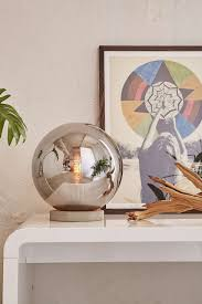 view in gallery round table lamp from urban outfitters