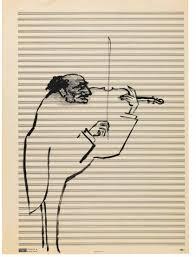 Graph Music Paper Saul Steinberg Foundation