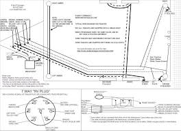 5 way boat trailer wiring diagram wiring diagram 5 Wire To 4 Wire Trailer Wiring Diagram troubleshooting 4 and 5 way wiring installations source how to wire up the lights brakes for your vehicle trailer 5 wire 4 pin trailer wiring diagram