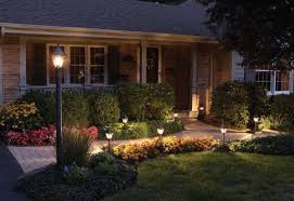 Image Solar Never Thought Of Putting Flowers On The Other Side Of The Sidewalk Yard Lighting Outdoor Pinterest Smart Spring Projects For Your Front Yard Landscape Ideas