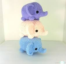 Crochet Stuffed Animal Patterns