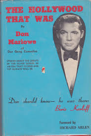 The Hollywood that was: Marlowe, Don: Amazon.com: Books