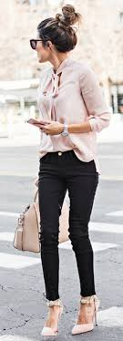 1000 ideas about Summer Office Casual on Pinterest Black blazer.