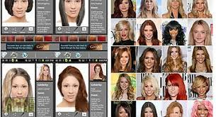 ultimate hairstyle try on