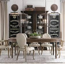 19th c english openwork pendant restoration hardware dining room furniture dining room design