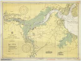 Historical Nautical Charts Of New Jersey