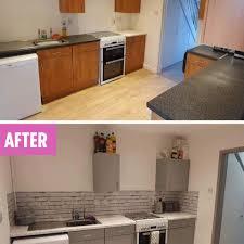 Mum transforms kitchen into stunning ...