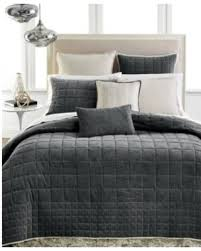 the hotel collection bedding. Delighful Hotel Hotel Collection Velvet King Coverlet Bedding Throughout The O