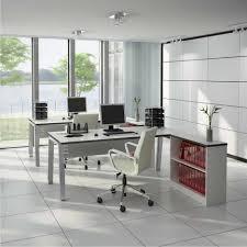 l shaped home office. 81 Mesmerizing Modern L Shaped Desk Home Design Office