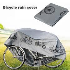 waterproof cycle cover for bicycle bike motorcycle rain dust resistant garage storage bag