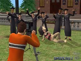 Вопросы и советы по геймплею the sims Университет the sims  Диплом