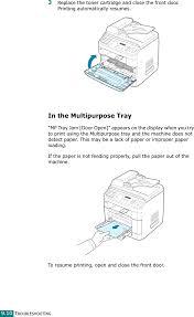 Scx4720F Multi Function Printer User Manual 4X20_En.book Samsung ...