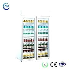 commercial beer bottle cooler drink cooler for glass door beer fridge double glass door beer