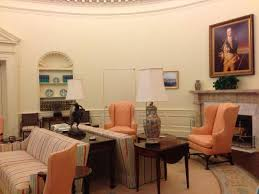 jimmy carter oval office. Jimmy Carter Library \u0026 Museum: A Replica Oval Office At The And R