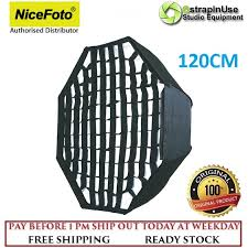 <b>NICEFOTO</b> 120CM FOLDABLE <b>UMBRELLA</b> TYPE OCTAGONAL ...