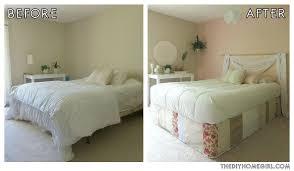 diy bedroom makeover. bedroom makeover diy #image13 d