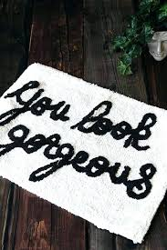 you look good bath mat gorgeous luxurious hover to zoom mats high quality bathroom rug sets