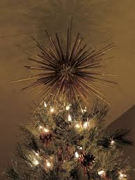 Best 25 Star Tree Topper Ideas On Pinterest  Tree Toppers Diy Christmas Tree Lighted Star