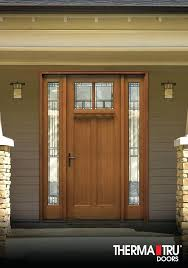 classic entry doors classic craft style collection fiberglass door with therma tru fiber classic oak front classic entry doors