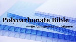 lexan sheet 1 4 polycarbonate sheet bible make you an expert in 100 minutes